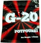 G 20 Incense - (15g)