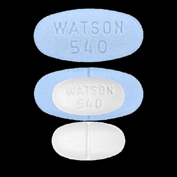 Buy Hydrocodone watson 540 online