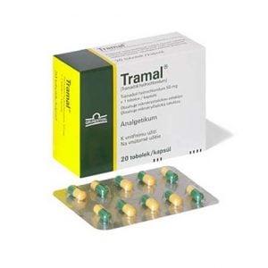 Order Tramadol 100mg online - Tramal SR