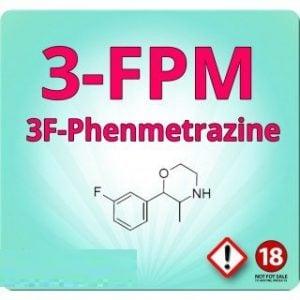 Buy 3F-Phenmetrazine online