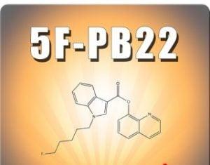 5F-PB22 Power online