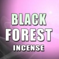 Black forest incense