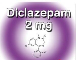 Buy Diclazepam (2 mg) online