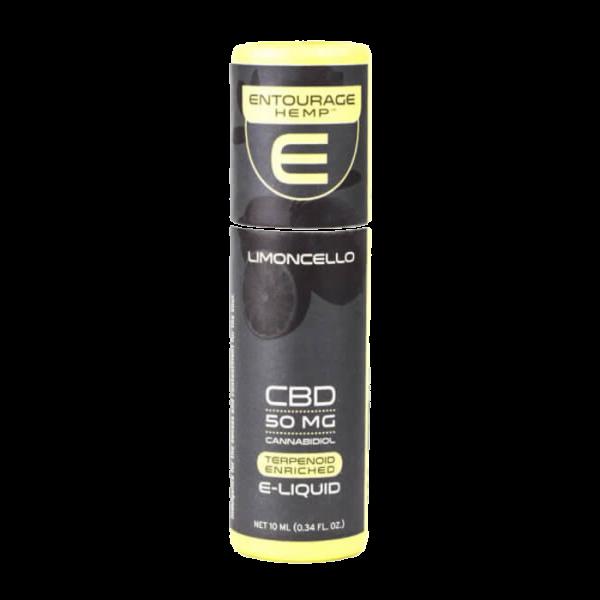 Entourage: Limoncello CBD Oil for Vape Pen (50mgs CBD)