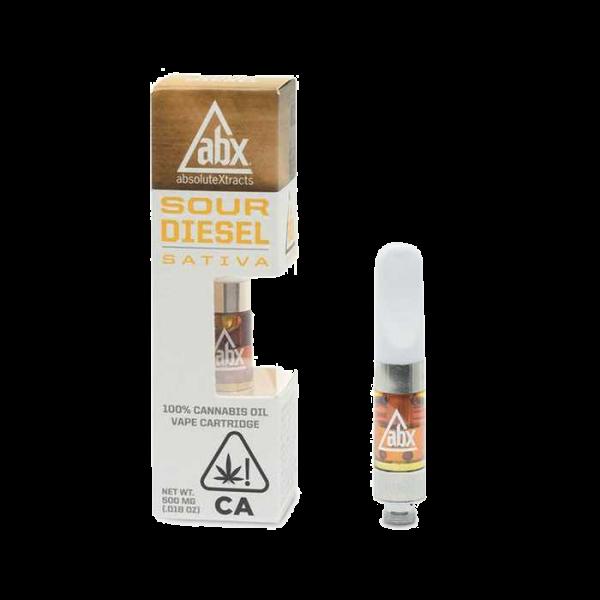 Buy Sour Diesel Sativa Vape Cartridge online