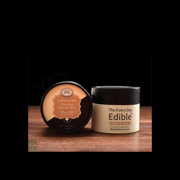 CBD Chocolate Brownie Bite 50mg online