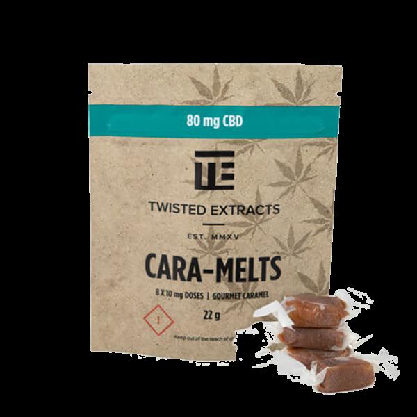 CBD CARA-MELTS – Twisted Extract