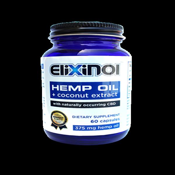 Buy CBD Hemp Oil Capsules online