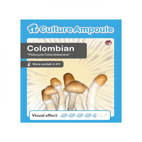 Colombian - Culture Ampoule online
