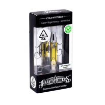 Heavy Hitters Vape Strawberry Cough online