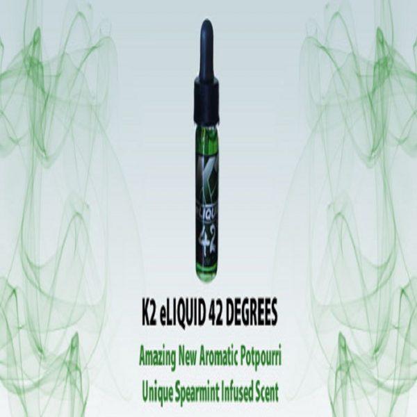 K2 E-LIQUID 42 DEGREES – 5 ml