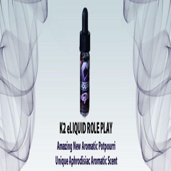 Buy K2 E-LIQUID ROLE PLAY – 5 ml