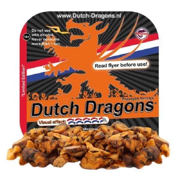 Dutch Dragons - Psilocybe Naranja