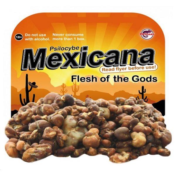 Psilocybe Mexicana - Flesh Of The Gods