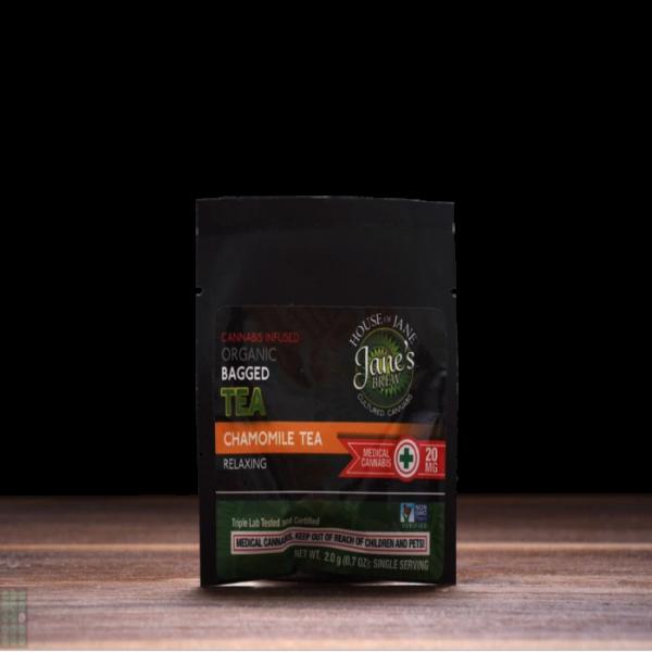 Cannabis Infused Organic Chamomile Tea online