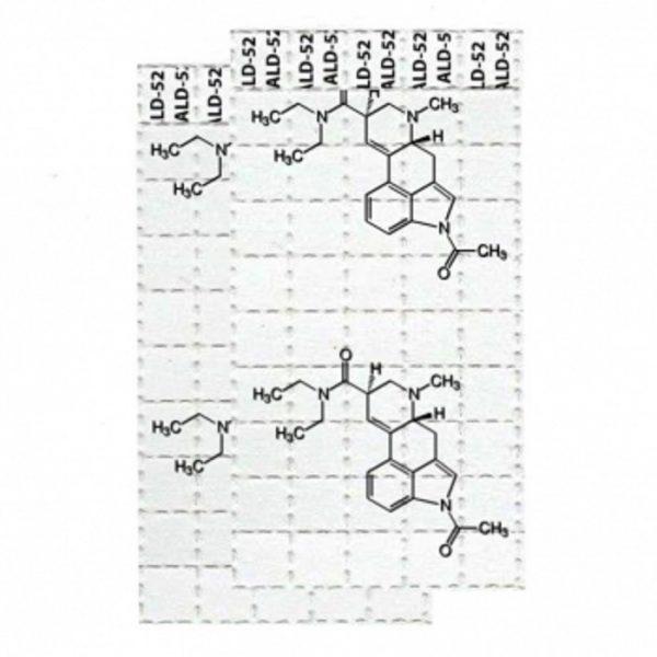 Buy 5x 1A-LSD (ALD-52) 100mcg Online
