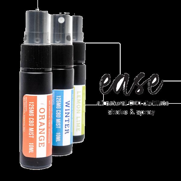 125mg CBD Oral Spray 10ml online