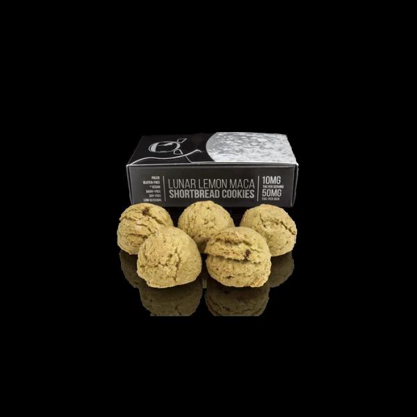 Lunar Lemon Maca Shortbread Cookie online