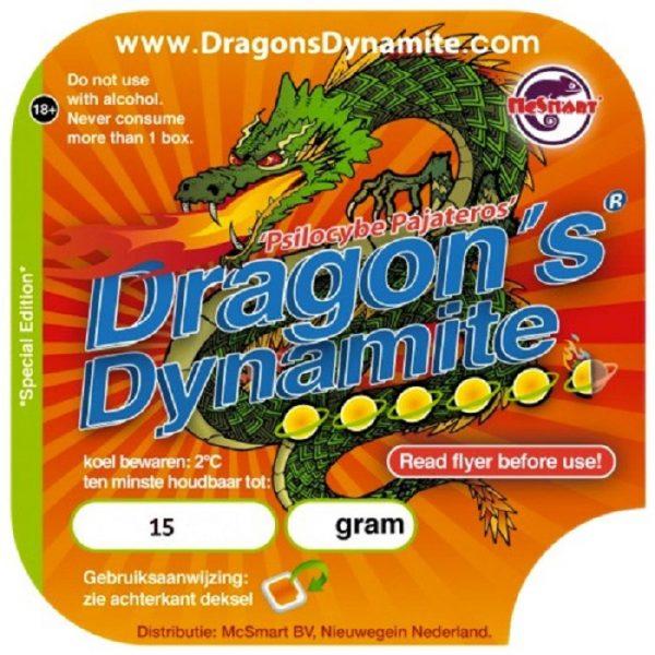 Magic Truffles Dragon's Dynamite online