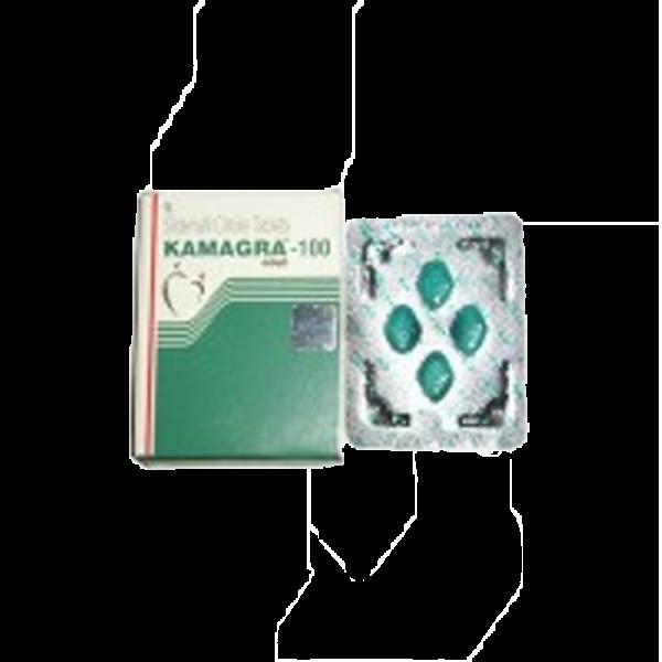 Buy Kamagra Gold 4x 100mg
