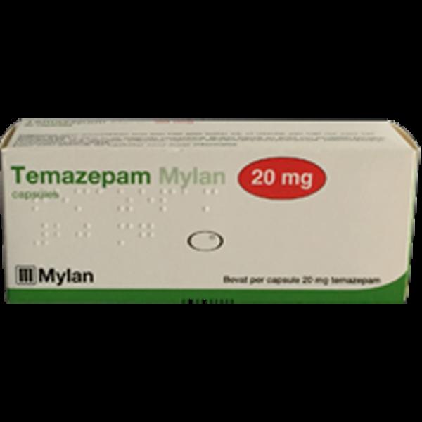 Buy Temazepam 20mg online