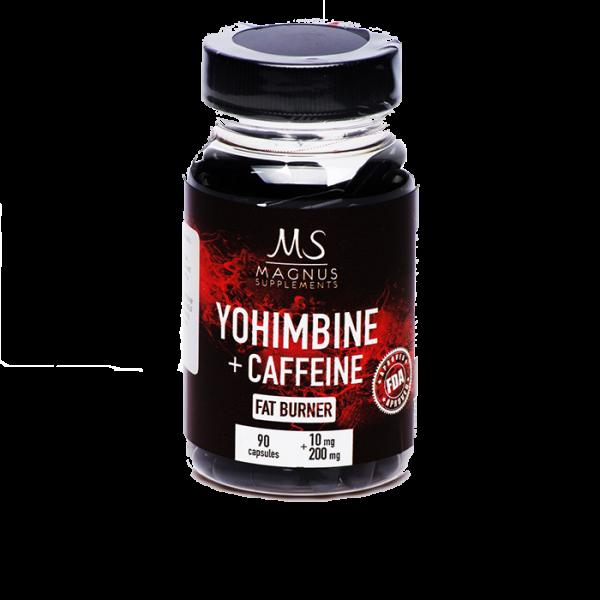 Buy Yohimbine-Caffeine online