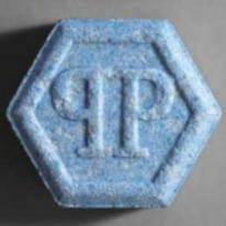 Buy Philipp Plein Blue- 524 Mg MDMA online