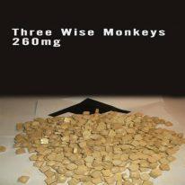 Buy Three Wise Monkeys 260mg XTC Pills Online