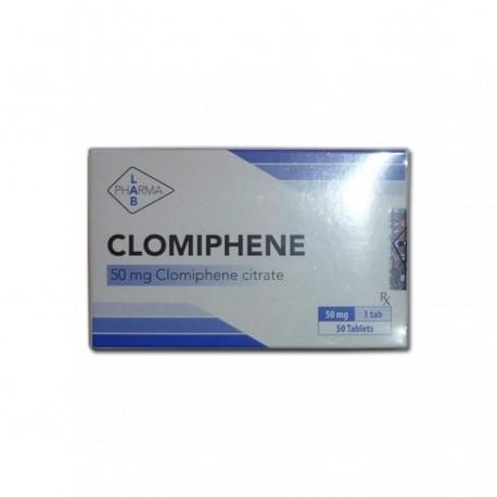 Buy Clomiphene Tablets Pharma Lab 50x50mg