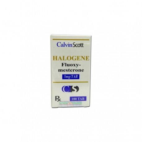 Buy Halogene Tablets Calvin Scott 100x5mg online