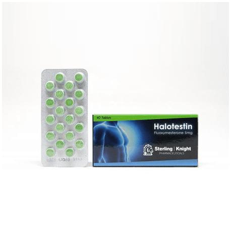 Buy Halotestin 40x5mg online