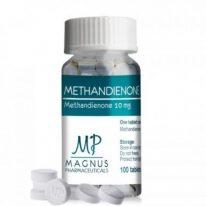 Buy Methandienone Tablets Magnus 100x10mg