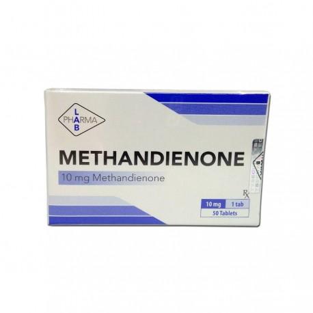 Buy Methandienone Tablets Pharma Lab 50x10mg