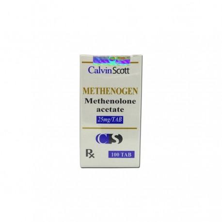 Buy Methenogen Tablets Calvin Scott 100x25mg online