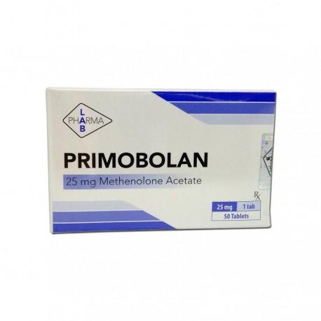 Primobolan Tablets Pharma Lab 50x25mg