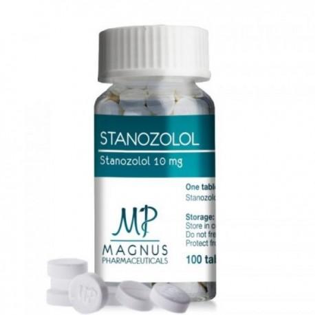 Buy Stanozolol Tablets Magnus 100x10mg