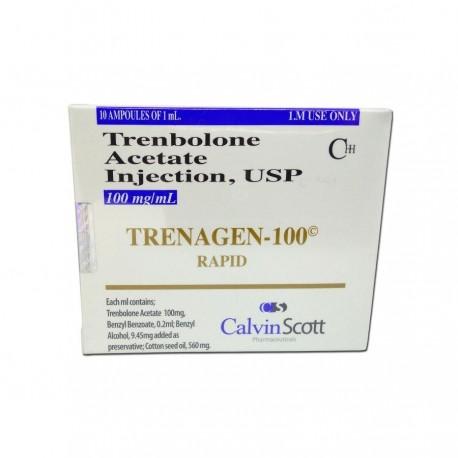 Buy Trenagen Rapid 10x1ml Calvin Scott