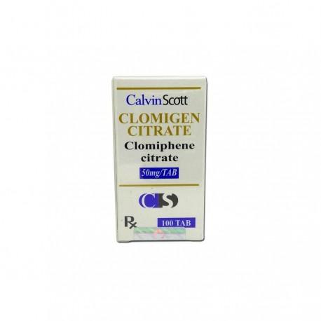 Buy Clomifen Tablets Calvin Scott 100x50mg online